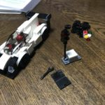 LEGO:シールは貼らない