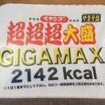 ペヤングやきそば超超超大盛GIGAMAX