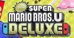 「New スーパーマリオブラザーズ U デラックス」