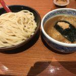 三田製麺で久しぶりのシメラーメン
