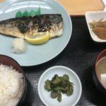 赤坂の定食屋!新蔵