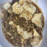 自炊シリーズ 麻婆豆腐