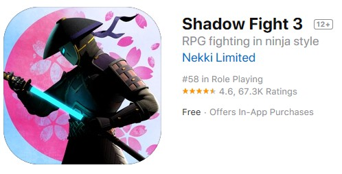 SHADOW FIGHT3