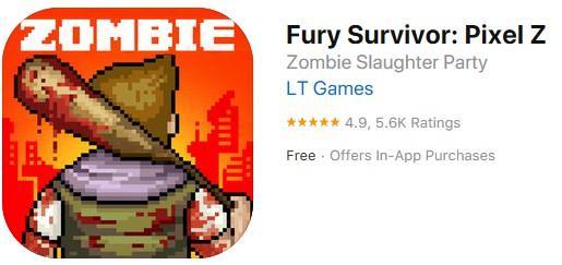 FURY SURVIVOR Z